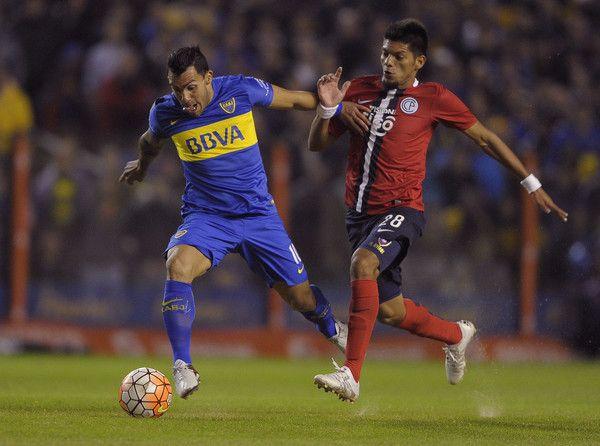 Boca Juniors v Cerro Porteno - Copa Libertadores 2016 - Pictures - Zimbio
