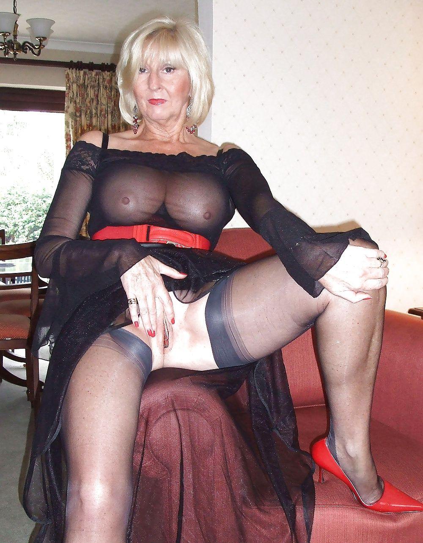 Naked british matures