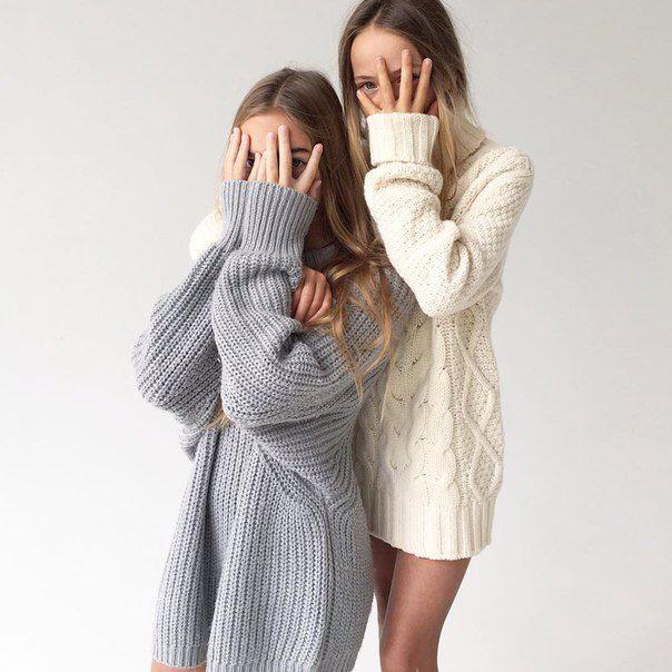 Kristina Pimenova and Anastasia