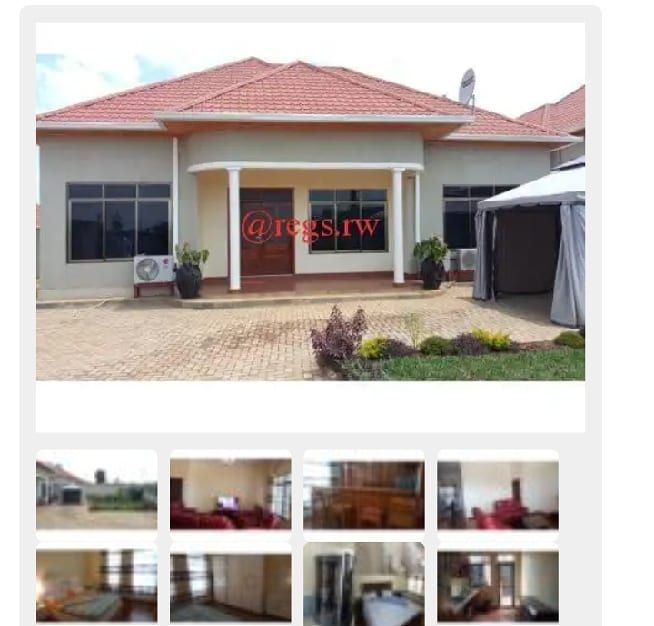 A Fully Furnished House For Rent In Kigali Rusororo Locatio Renting A House House Rent