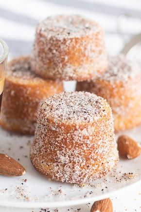 Time for your wakeup call - #coffee filling, cardamom cake