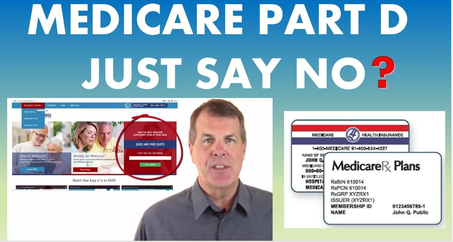 Medicare Part D Penalty 87788KEITH (53484) Medicare