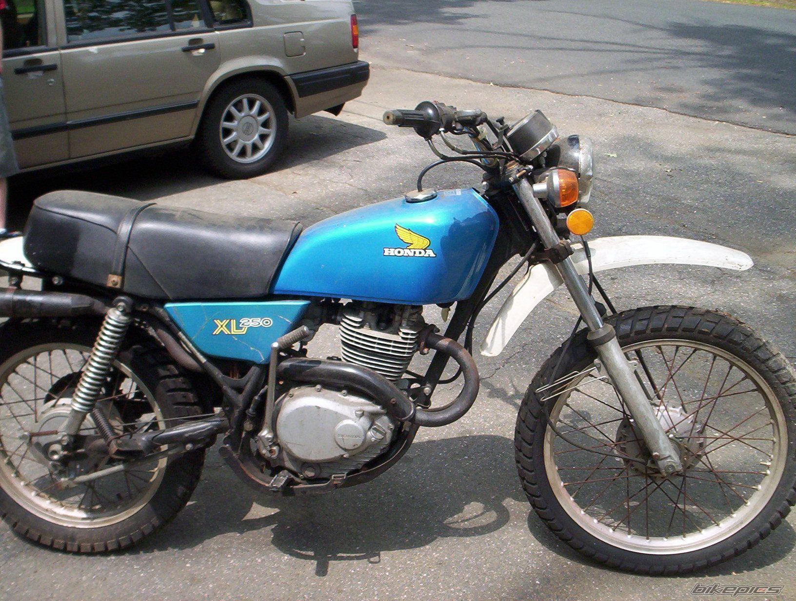 Image Result For 1976 Honda Xl250 Custom Exhaust Honda Motorcycle Photo