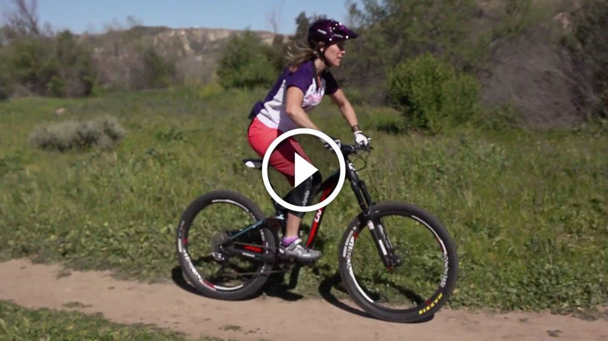 Video Mountain Bike Skills 101 Body Position And Balance Bike