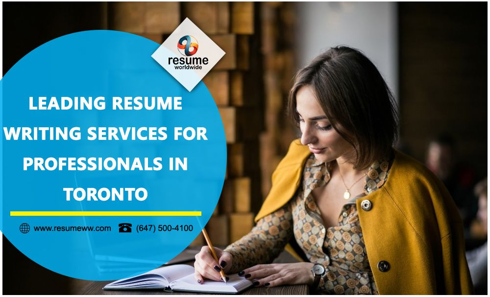 Leading resume writing services for professionals in