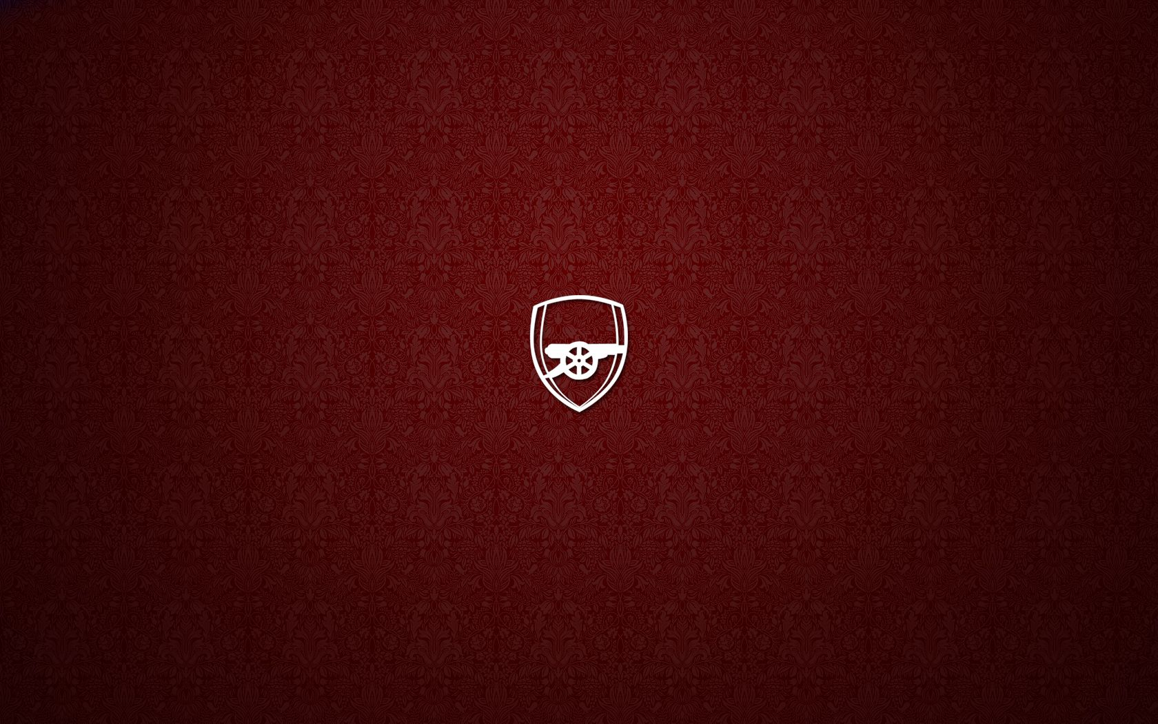 Arsenal Minimalist Wallpaper