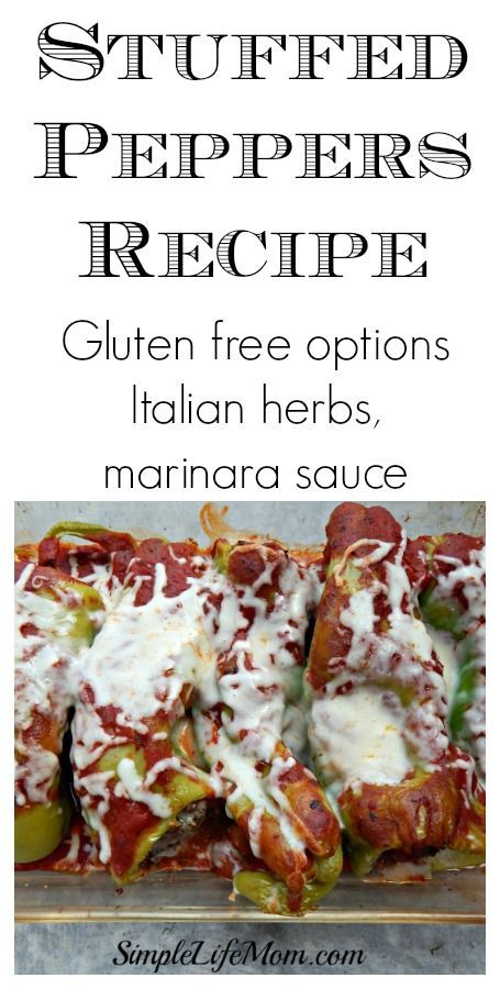 Stuffed Banana Peppers Recipe From Simple Life Mom Stuffed Peppers Stuffed Banana Peppers Recipes With Banana Peppers