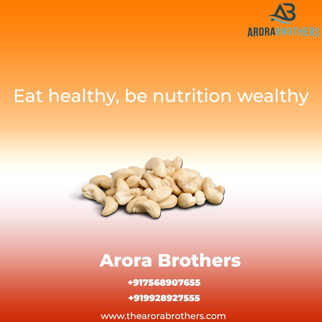 You like cashew nuts but do you know the benefits of it