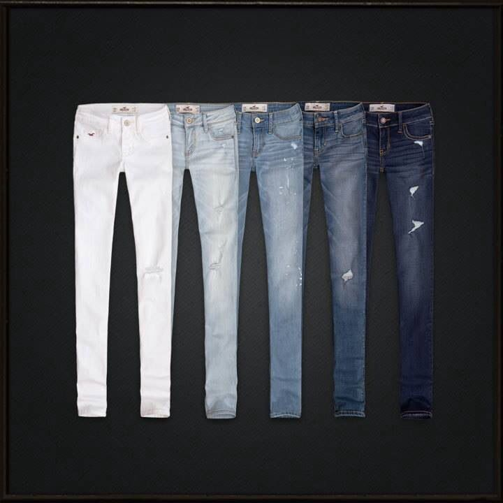 skinny jean from hollister
