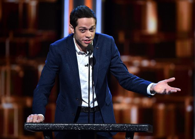 Pete Davidson Honored His Dad Who Died On 9 11 Comedians Hot