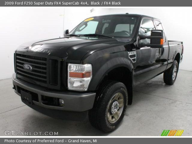 images of 2009 ford f250 4x4 supercab super duty 2009 ford f250 super duty fx4 supercab 4x4 in. Black Bedroom Furniture Sets. Home Design Ideas