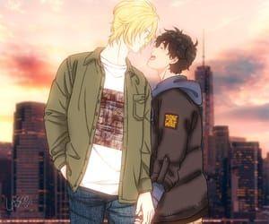Ash & Eiji - Banana Fish on We Heart It