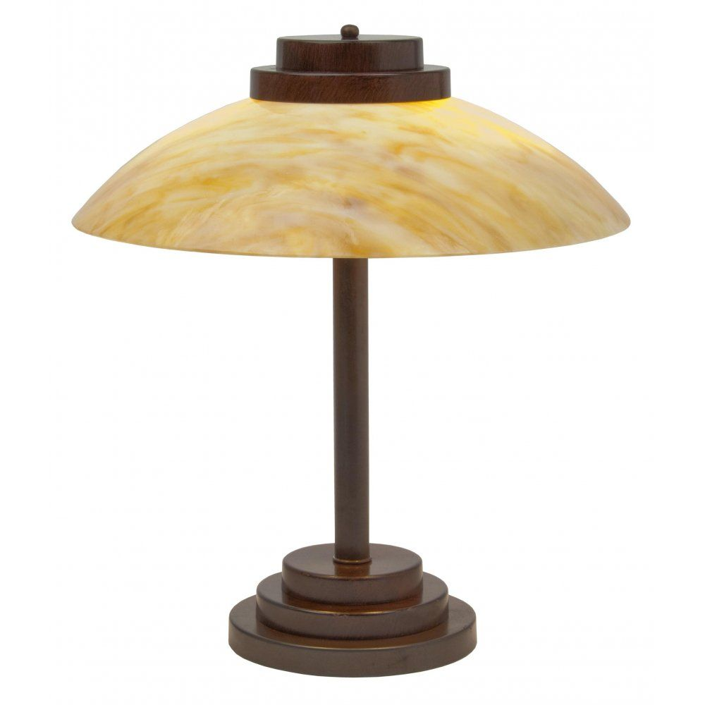 Belvedere collection stratton art deco table lamp with amber glass belvedere collection stratton art deco table lamp with amber glass shade antique geotapseo Images