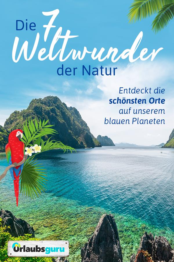 Die Sieben Weltwunder Der Natur