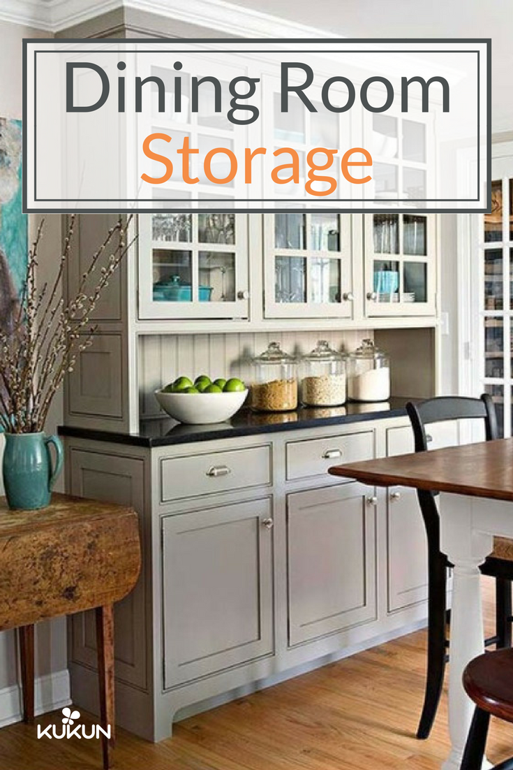 12 Smart Dining Room Storage For A Clutter Free Space Kitchen Design Small Kitchen Cabinet Colors Kitchen Design