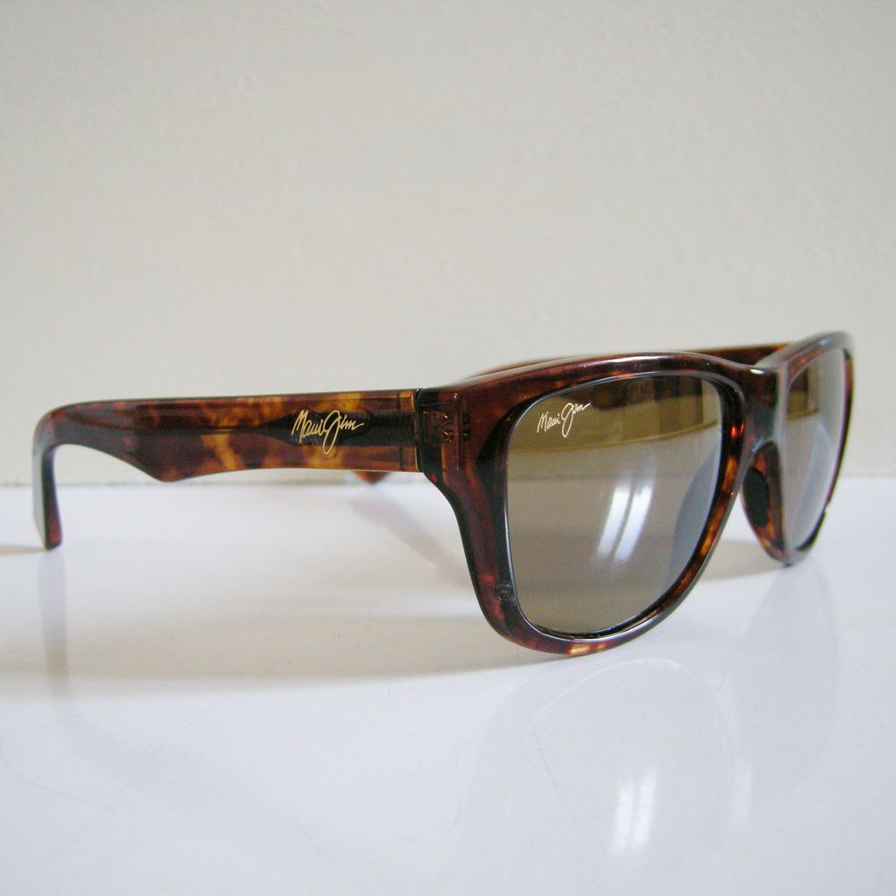 209 Iii Tortoise Brown Jim Frame Maui No Sunglasses Cat Polarized 10 OnwN8vm0