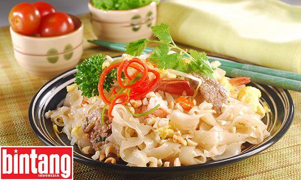 Resep Pad Thai Foto Masteng Bi Resep Masakan Asia Makanan Masakan