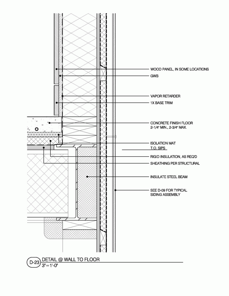 Gallery Of Golden View Residence Workshop Ad 23 Construction Details Architecture Concrete Cladding Architecture Details