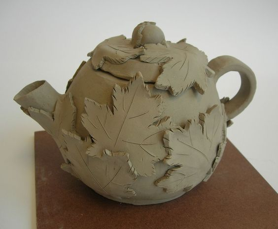 Teapots and Cups | East Chapel Hill High Ceramics | Pottery ...