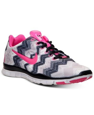 designer fashion 84d6b fd863 Nike Women s Free TR Print 3 Cross Training Sneakers from Finish Line