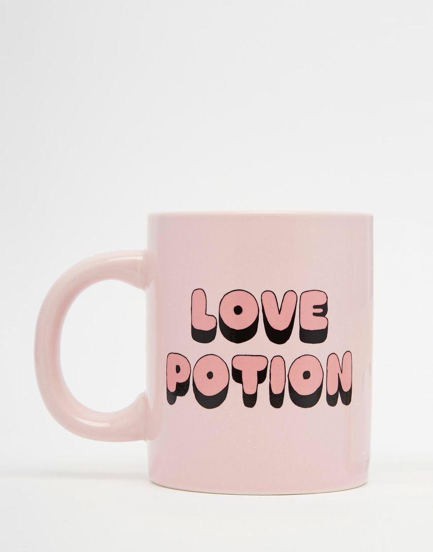 Ban.Do - Valentines Hot Stuff - Mug en céramique