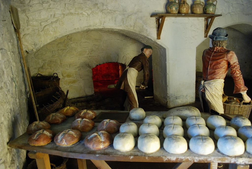 The Kitchens Stirling Castle Stirling, Scotland