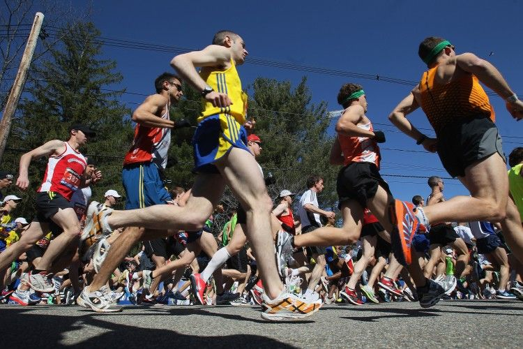 The 115th Boston Marathon (With images) Exercise