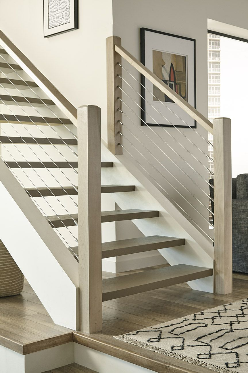 Best Pin By Crown Heritage Stairs On Cable Cable Railing 400 x 300