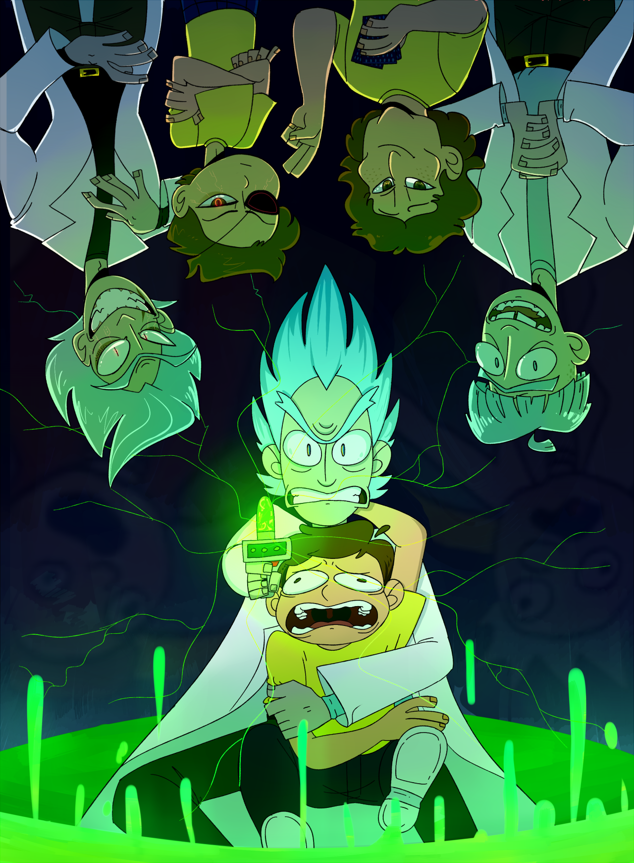 Best Rick And Morty Quotes Sugar And Memories The Best Rick N Morty's  Rick And Morty