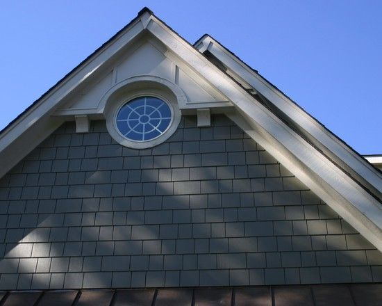Gable end detail exterior ideas in 2018 pinterest - Exterior house gable decorations ...
