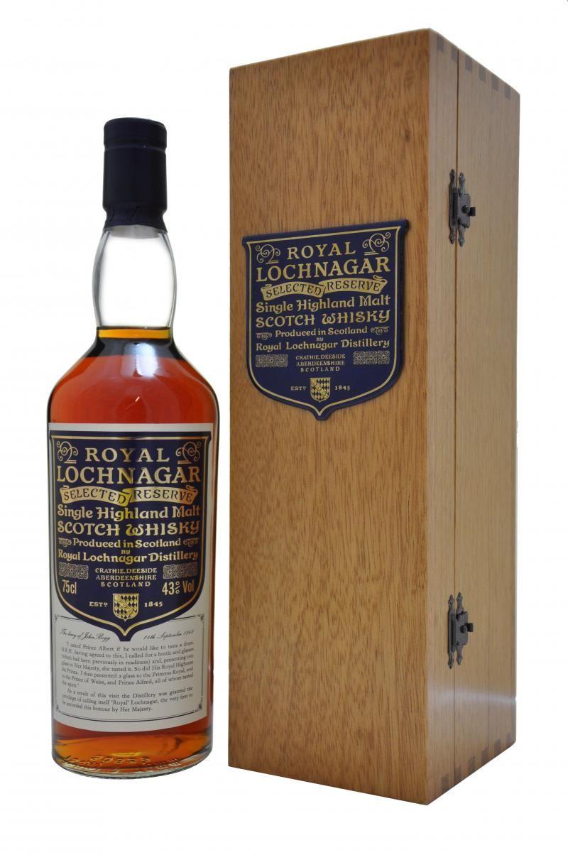 Royal Lochnagar Selected Reserve   scotchtastic!   Pinterest ...