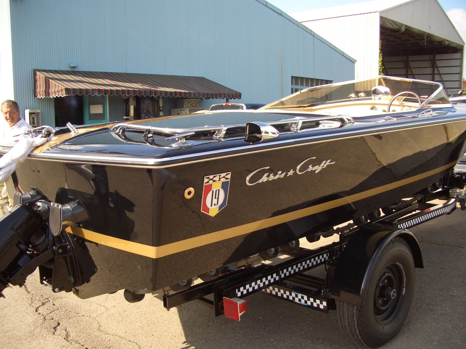 Discover Chris Craft Boats | Classic Wood Boats