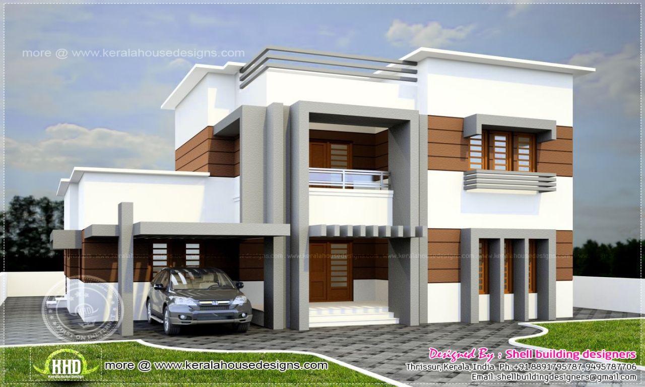 Flat roof house for sale hiqra pinterest flat roof house flat