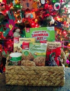 Holiday Gift Baskets With Aldi Holiday Gift Baskets Aldi Gifts Diy Christmas Gifts Food