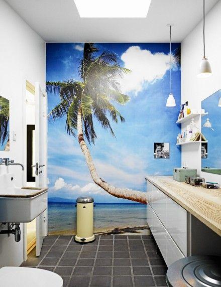 Fototapete Badezimmer Design Fur Zuhause Moderne Hausentwurfe Wohn Design