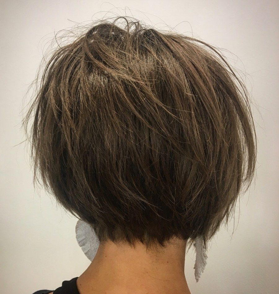 12 Classy Short Haircuts and Hairstyles for Thick Hair  Kapsels