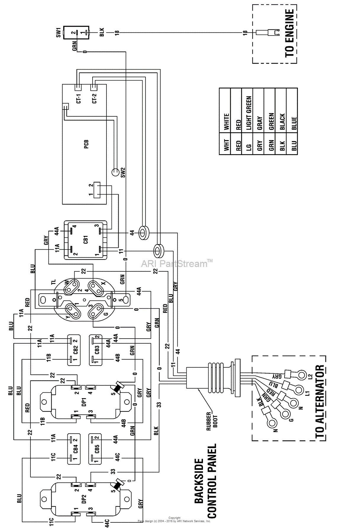 Briggs And Stratton V Twin Wiring Diagram In 2020 Stratton Diagram Electrical Diagram