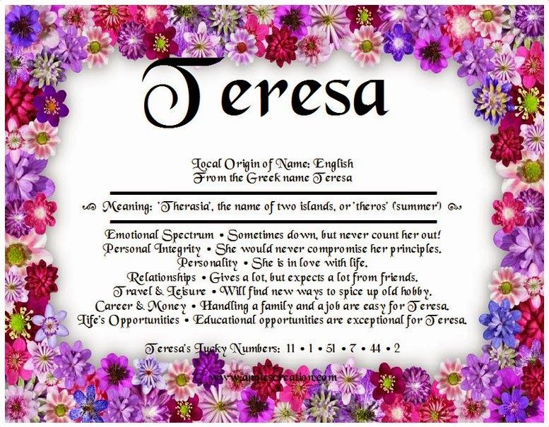 Angies Creation: Search results for Teresa | Angies Creation
