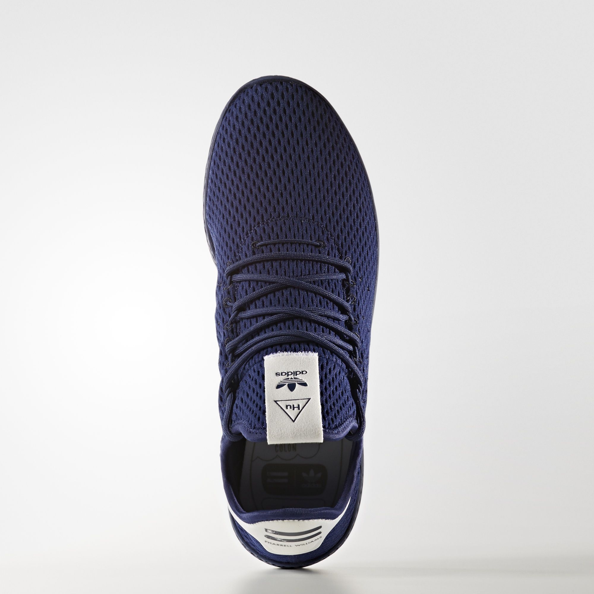22a2b64b12fa Pharrell Williams x adidas Tennis HU – Dark Blue