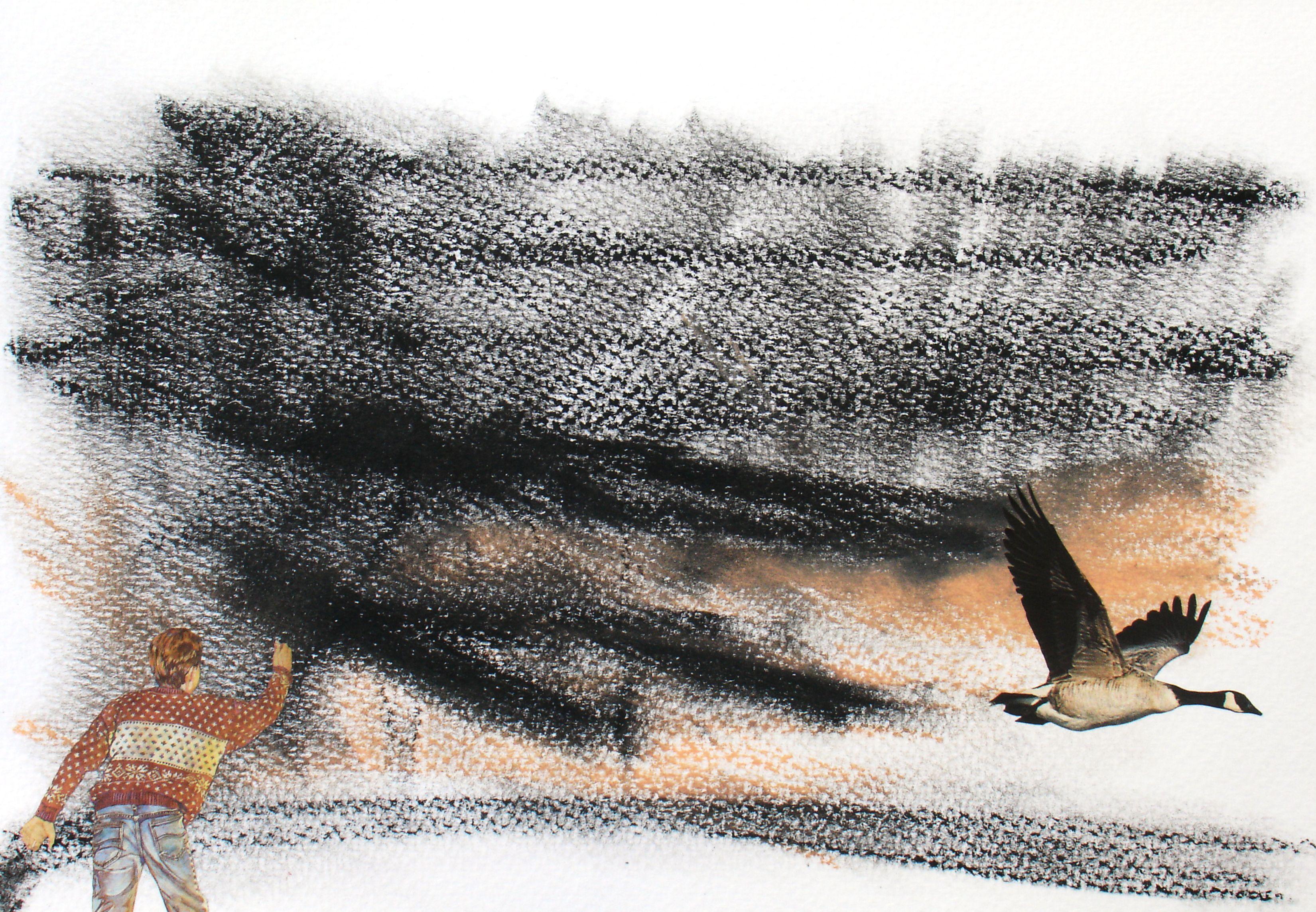 Scratch [2007]. Técnica mixta. © Christian Núñez