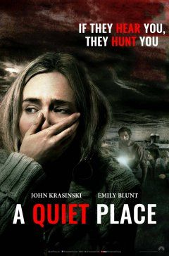 Emily Blunt's   A Quiet Place Full Movie Download