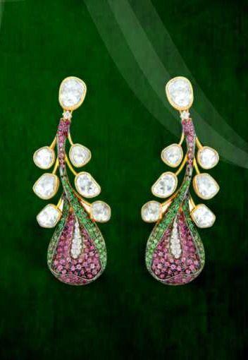 Kalajee earrings