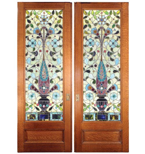 Very Best Stained Glass Pocket Doors 500 X 533 · 85 KB · Jpeg