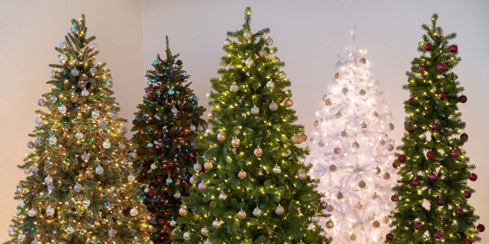 The Best Artificial Christmas Tree In 2020 Artificial Xmas Trees Best Artificial Christmas Trees Artificial Christmas Tree Stand