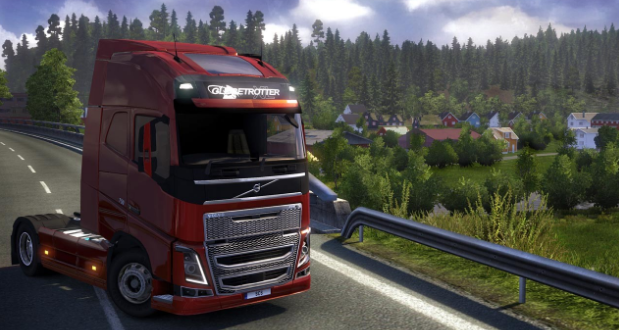 Euro Truck Driver V2 3 0 Mod Money Apk Travel Across Many Countries From Europe Visit Incredible Places Like Berlin Prague Madrid Trucks Euro Truck Driver
