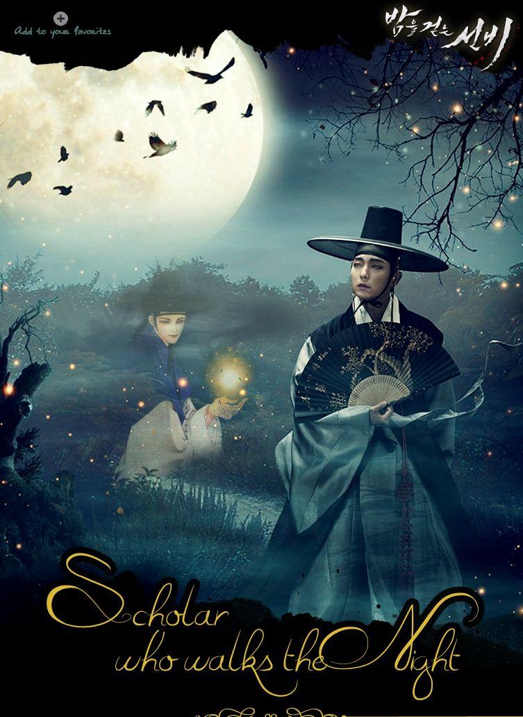 Sinopsis Scholar Who Walks The Night Episode 20 : sinopsis, scholar, walks, night, episode, Korean, Dramas, Because...