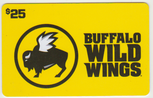 Pin By Mako Chan On Buffalo Wild Wings Buffalo Wild Wings Gift Card Buffalo Wild Wings Wings Gifts