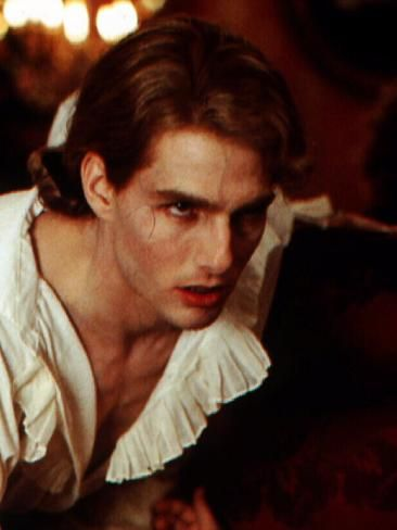 The Vampire Lestat Tom Cruise