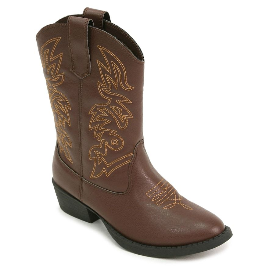 Kohl's Review | Kids cowboy boots, Girl
