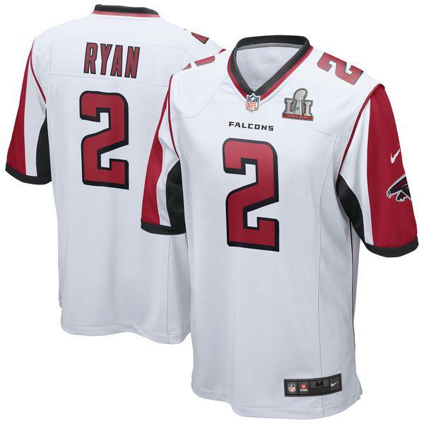 Matt Ryan Atlanta Falcons Nike Super Bowl Li Bound Game Jersey White 119 99 Bound Game Atlanta Falcons White Nikes